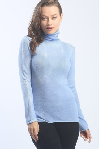 Hand Painted Turtleneck