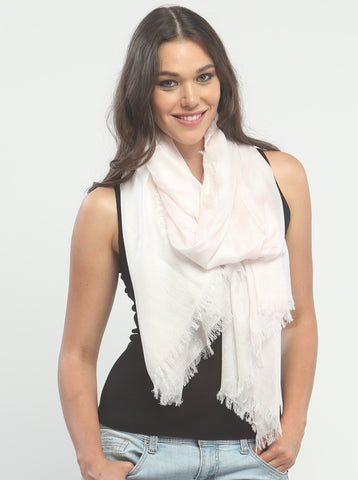 Marble Dyed Super Fine Scarf
