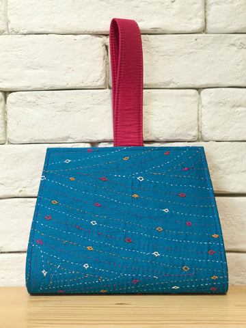Kutch Hand Embroidered Bag - EARTHICA