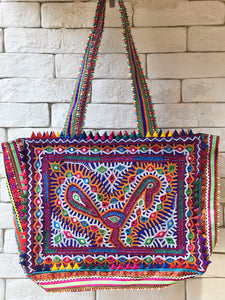 Kutch Hand Embroidered Bag