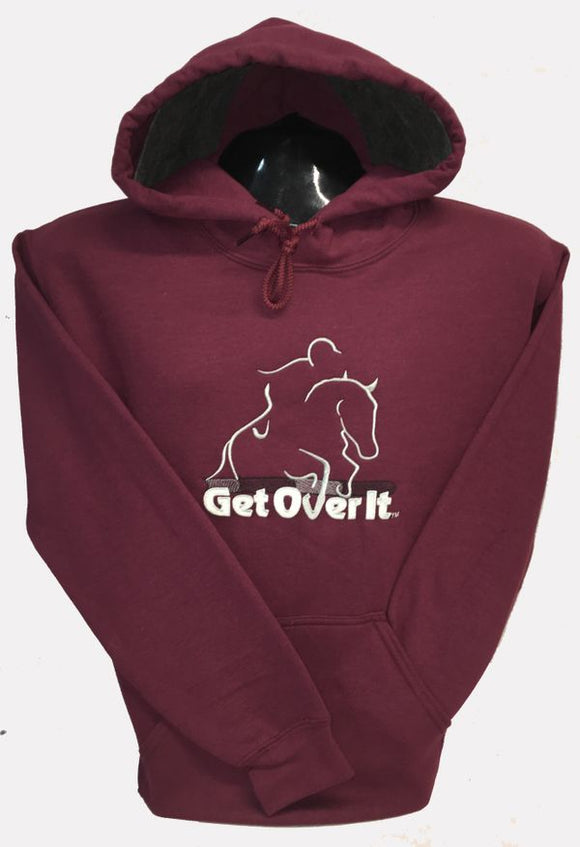 Get Over It - Ltd Edition Pullover Hoodies