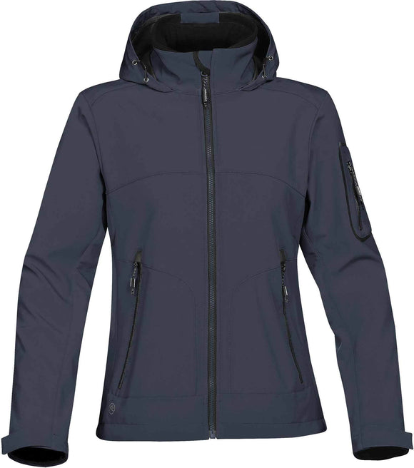 Cruise Soft Shell Rain Jacket