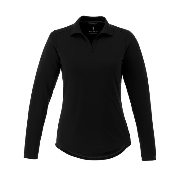 TE's Essential Long Sleeve Polo