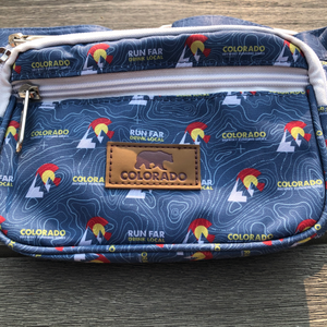 Colorado Topo B Fresh Fanny Pack