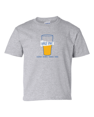 Half Pint - Youth - Sport Grey