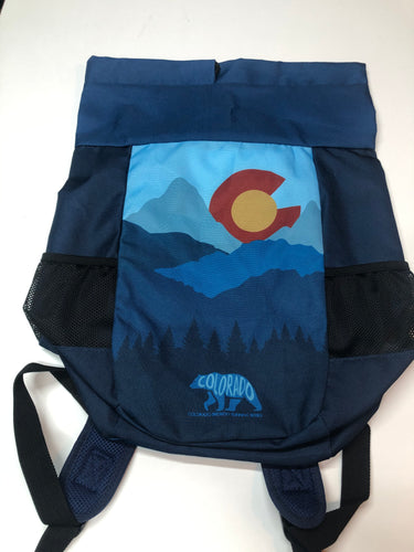 BOCO Backpack - Colorado Mountains