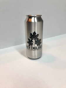 New England Virtual Distance Challenge 16oz Tall Boy Pint Cup (MiiR) -- Stainless Steel