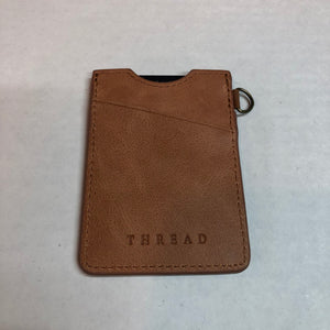 Colorado Mountains Thread Wallet