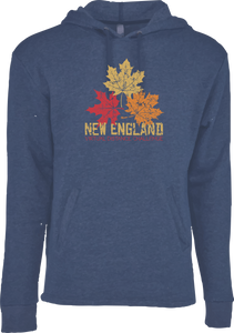 New England Virtual Distance Challenge - Hoodie - Classic Navy Heather