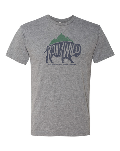 Roam Wild Bison - Premium Heather