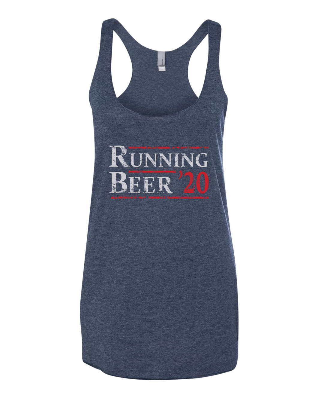 Running Mates 2020 - Women's Tank Top - Vintage Navy
