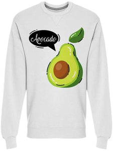 Avocado Globe  Sweatshirt Men's