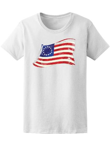 Betsy Ross Flag T-Shirts