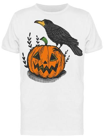 Crows and Halloween T-Shirt