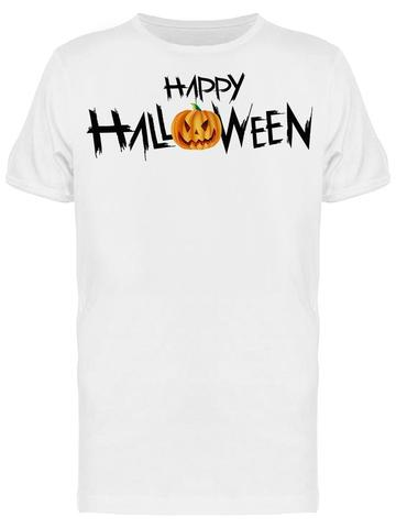 Happy Halloween Men's T-Shirt