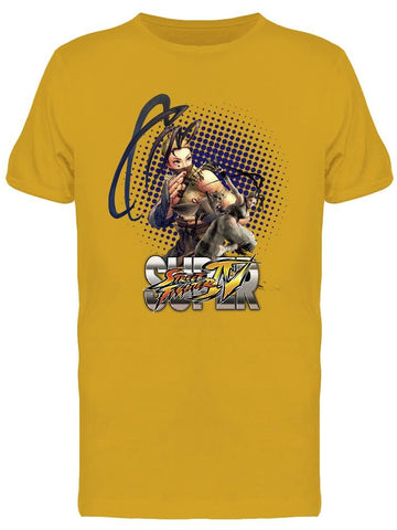 Street Fighter Ibuki Tee Men's -Capcom Designs