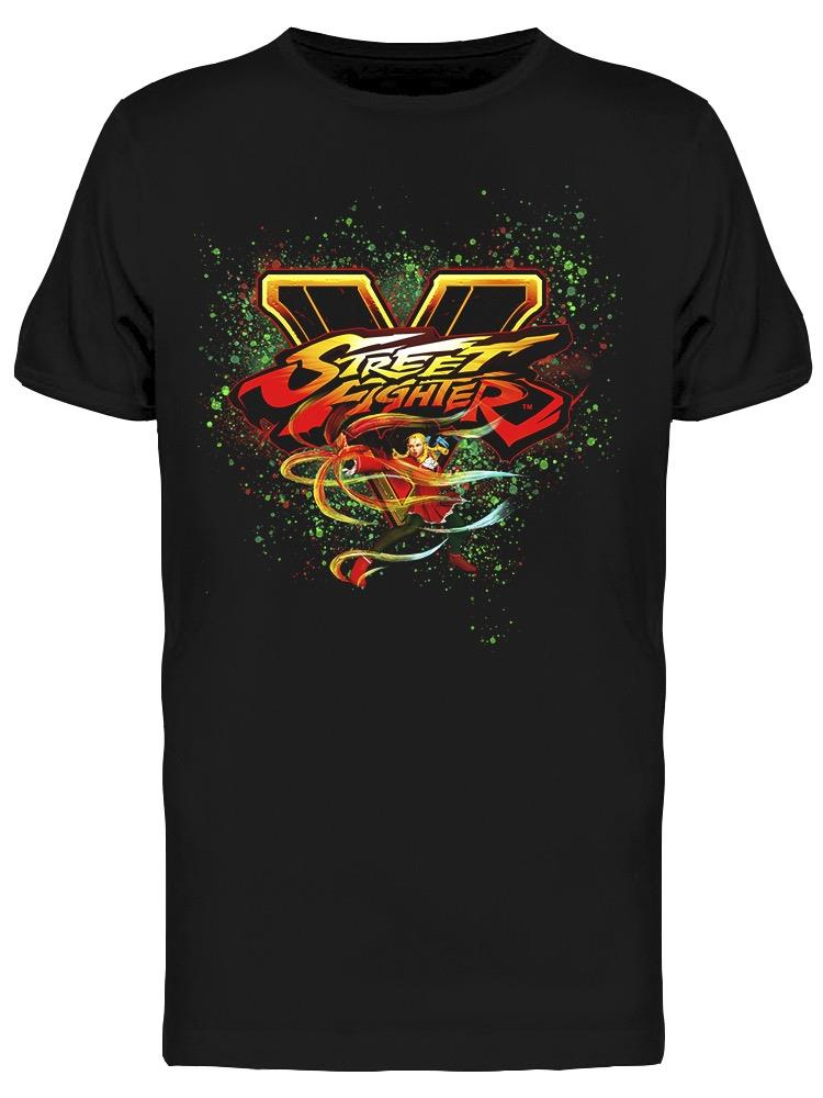 Street Fighter V Karin Tee Men's -Capcom Designs
