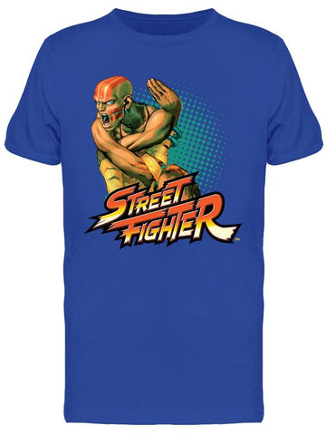 Street Fighter Dhalsim Tee Men's -Capcom Designs