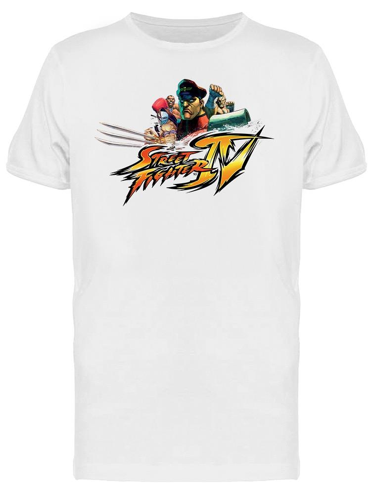 Street Fighter M Bison Vega Tee Men's -Capcom Designs