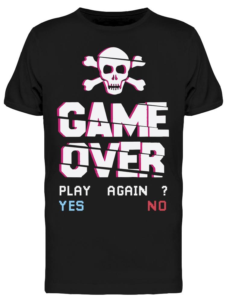 Game Over, Play Again? Men's T-shirt