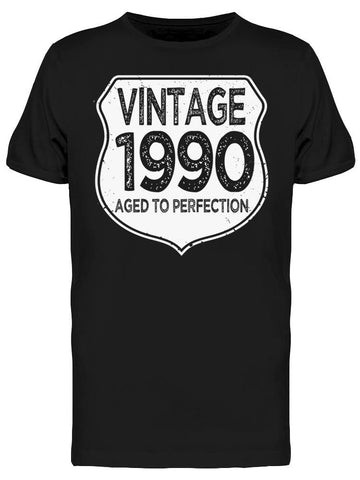 1990 Aged To Perfection Men's T-shirt