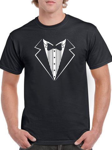 Cool Fancy Bowtie Men's T-Shirt