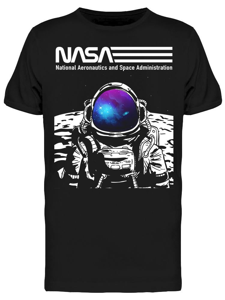 NASA Space Administration Men's T-shirt