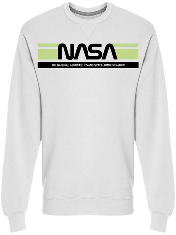 National Aeronautics Nasa Men's Sweatshirt