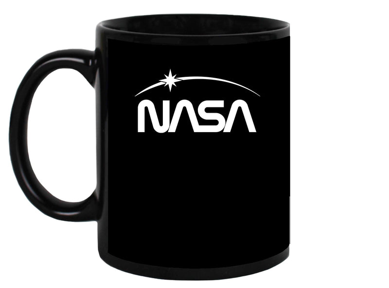 Nasa Text Mug Unisex's -NASA Designs