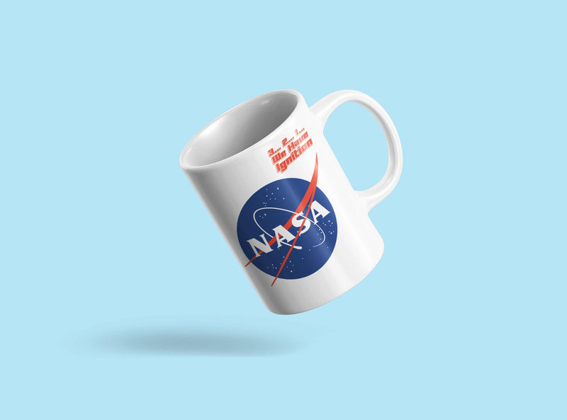 We Have Ignition Nasa Mug Unisex's -NASA Designs