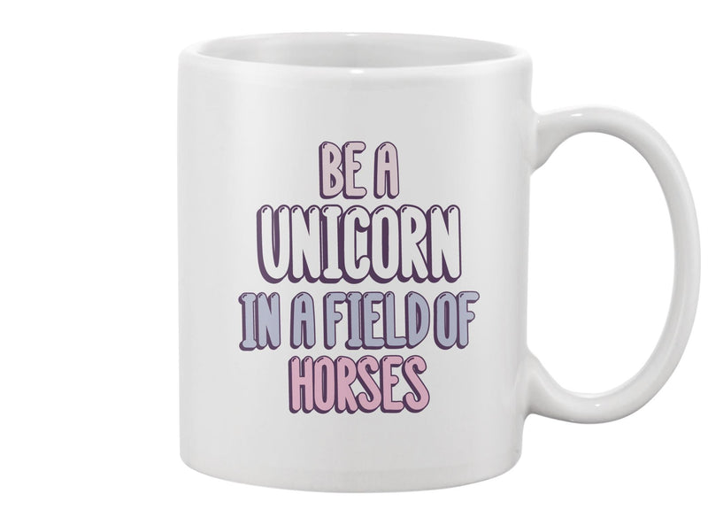 Be A Unicorn Design Mug -Image by Shutterstock