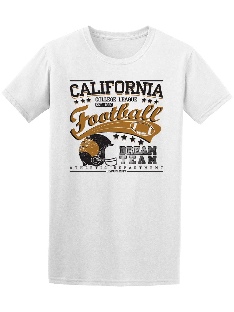 California College League Dream Tee Men's -Image by Shutterstock
