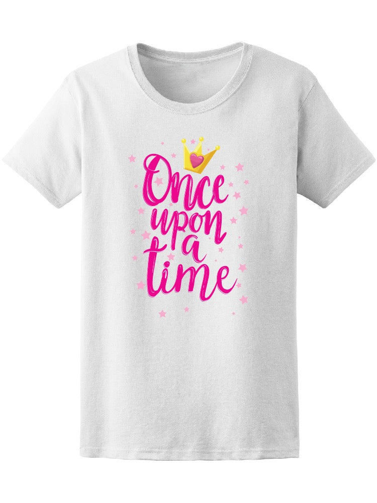 Princess Once Upon A Time Tee Women's -Image by Shutterstock
