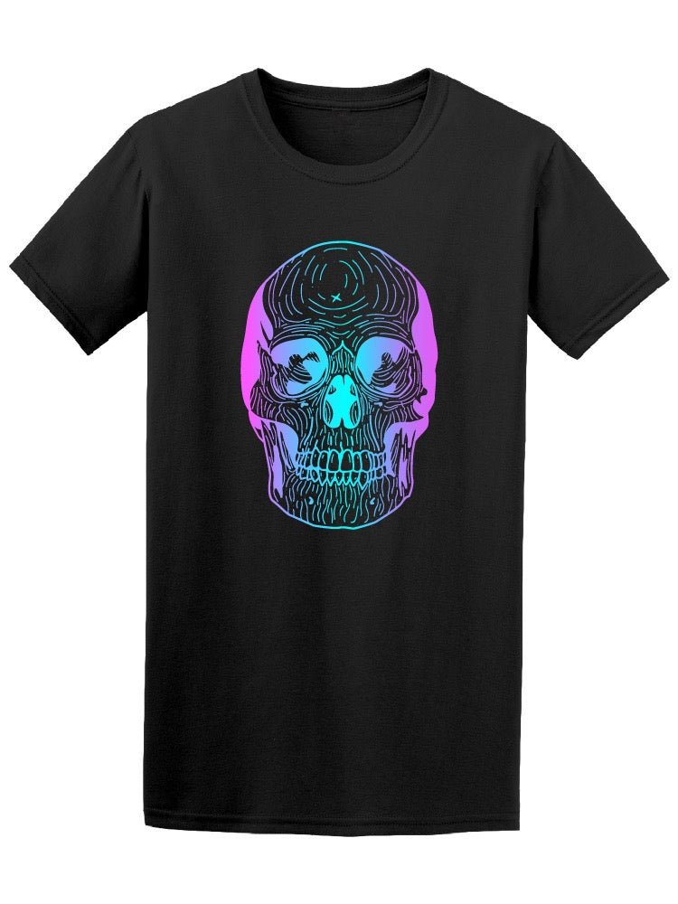 Cool Skull Sharp Tee Men's -Image by Shutterstock