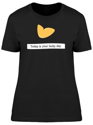 Chinese Fortune Cookie Tee Men's -Image by Shutterstock