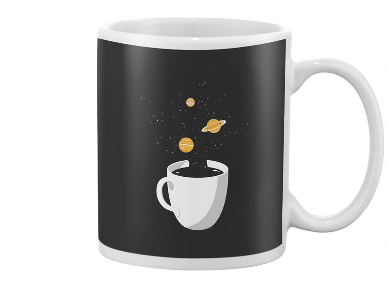 Cup Of Fresh Galaxy Mug -Image by Shutterstock