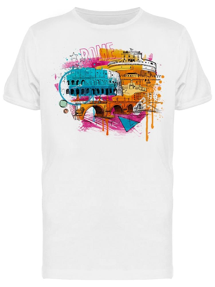Inside Rome Graphic Tee Men's -Image by Shutterstock