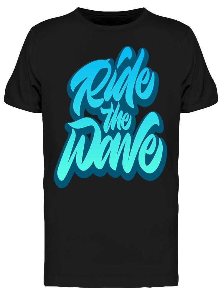 Enjoy The Wave Tee Men's -Image by Shutterstock