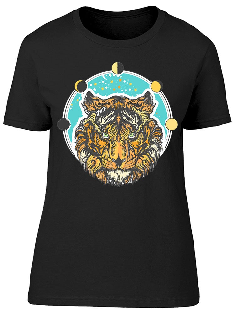 Tiger Head Force Soul Tee Women's -Image by Shutterstock