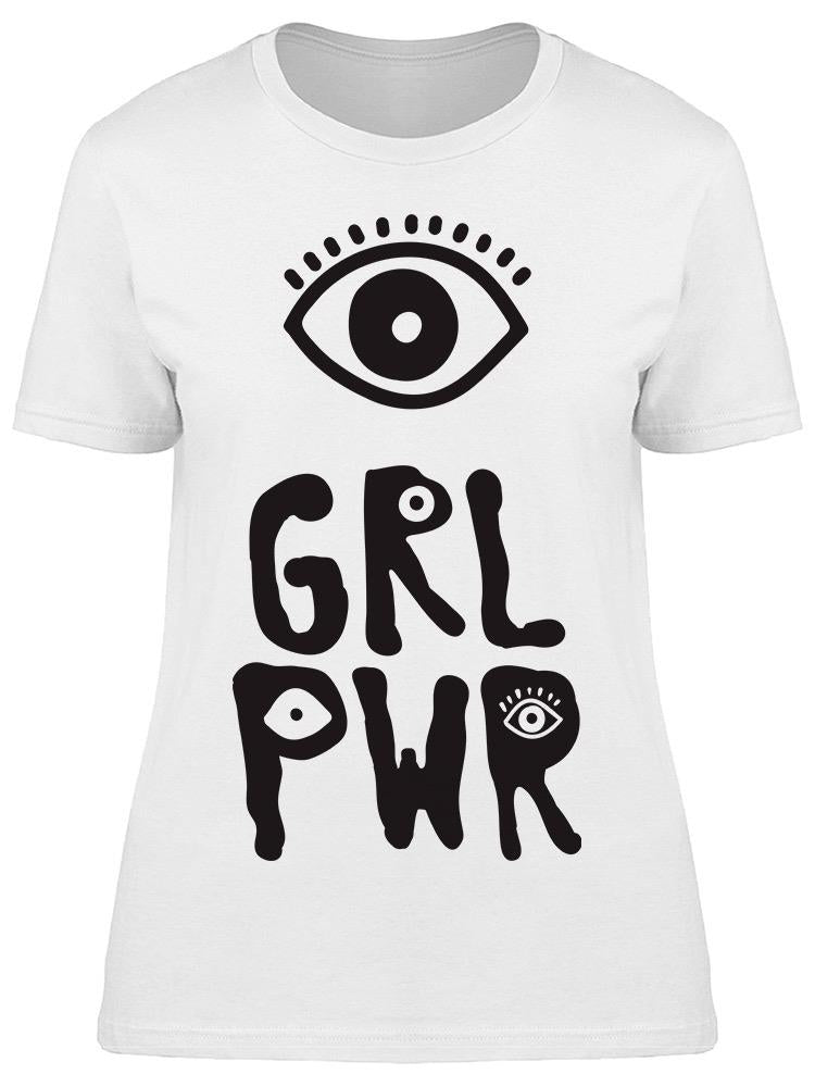 The Power Of The Girls Tee Women's -Image by Shutterstock
