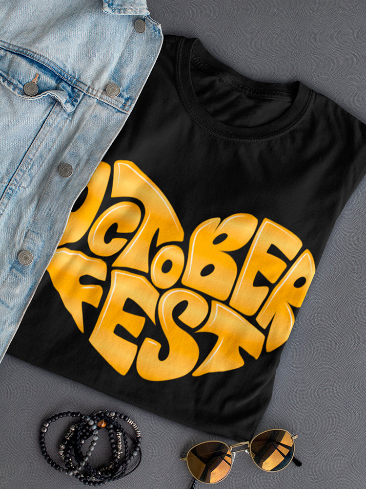 October Fest Tee Women's -Image by Shutterstock