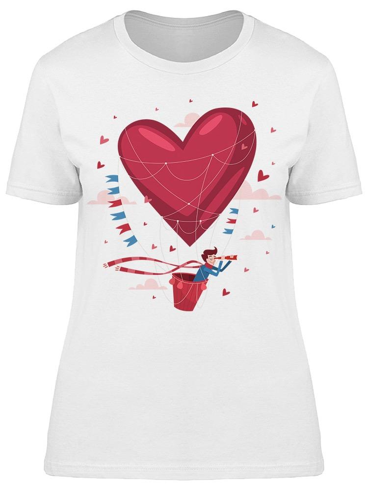 Looking For The Love Tee Women's -Image by Shutterstock