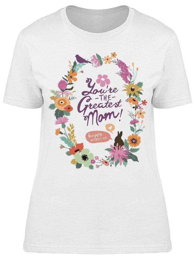 To My Beautiful Mom Tee Women's -Image by Shutterstock