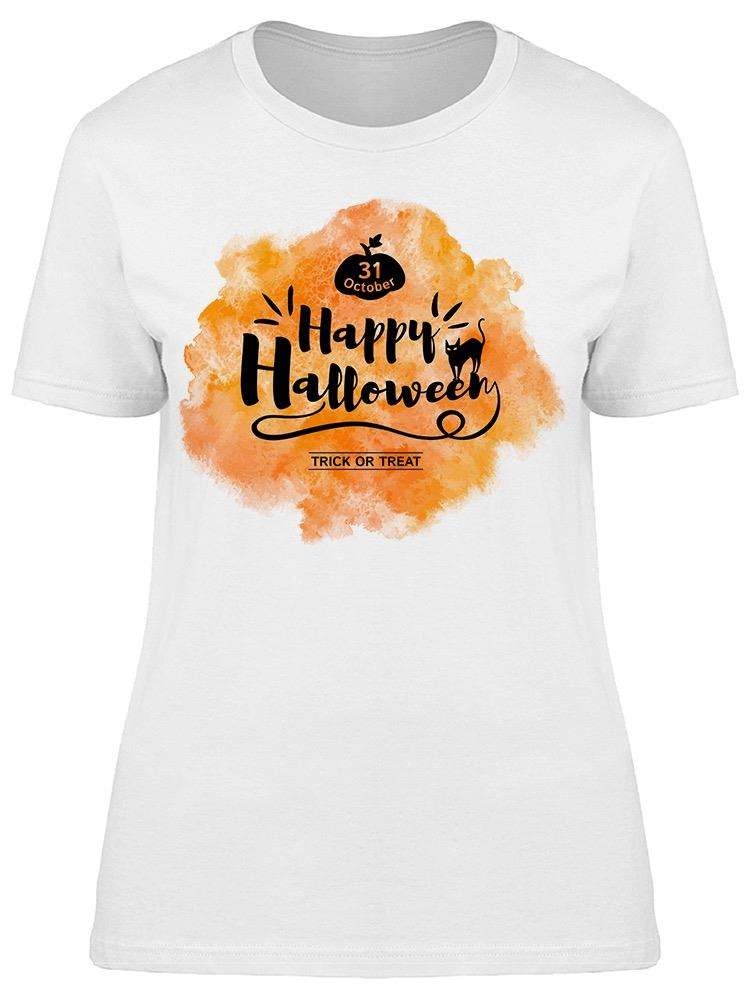 Halloween 31 Graphic Tee Women's -Image by Shutterstock