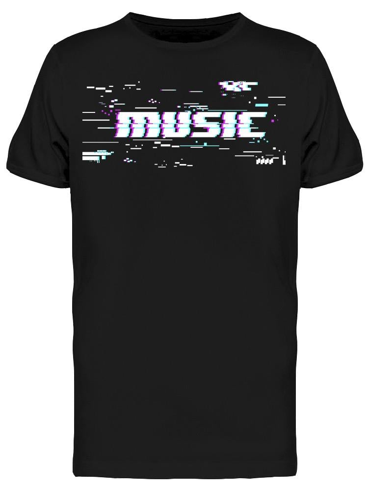 The Word Music Tee Men's -Image by Shutterstock