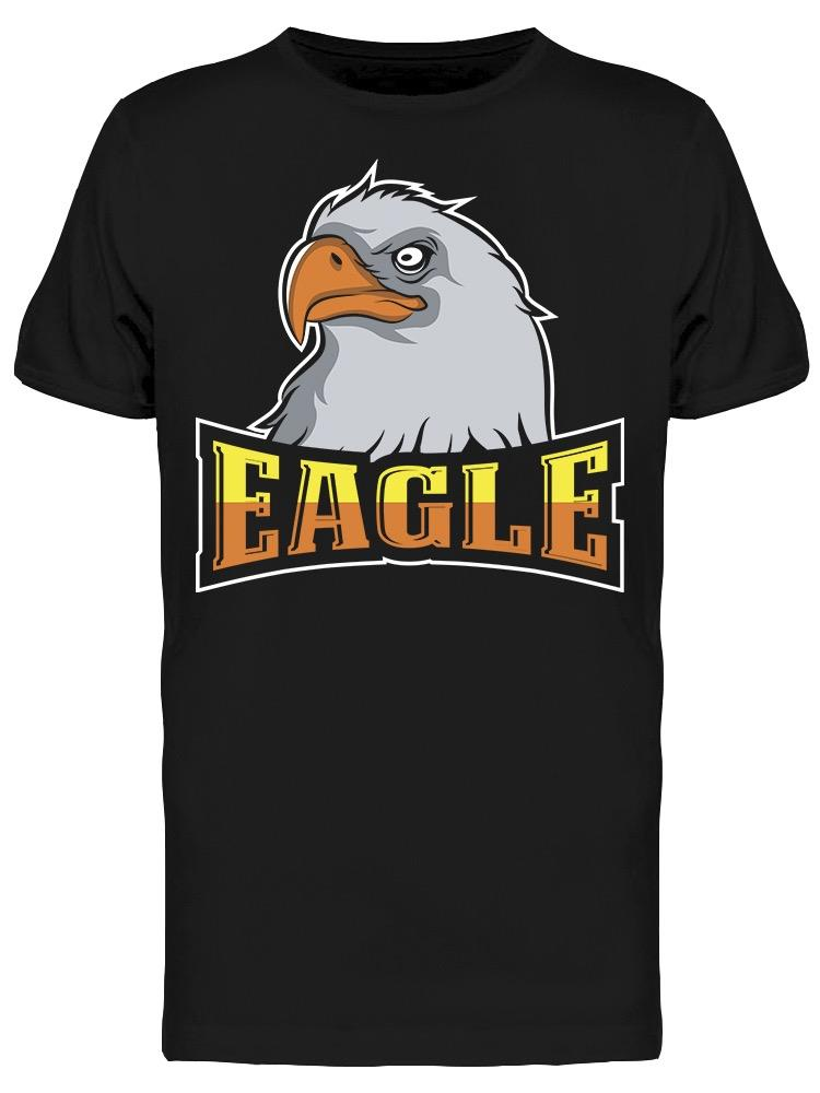 Eagle Lettering Tee Men's -Image by Shutterstock