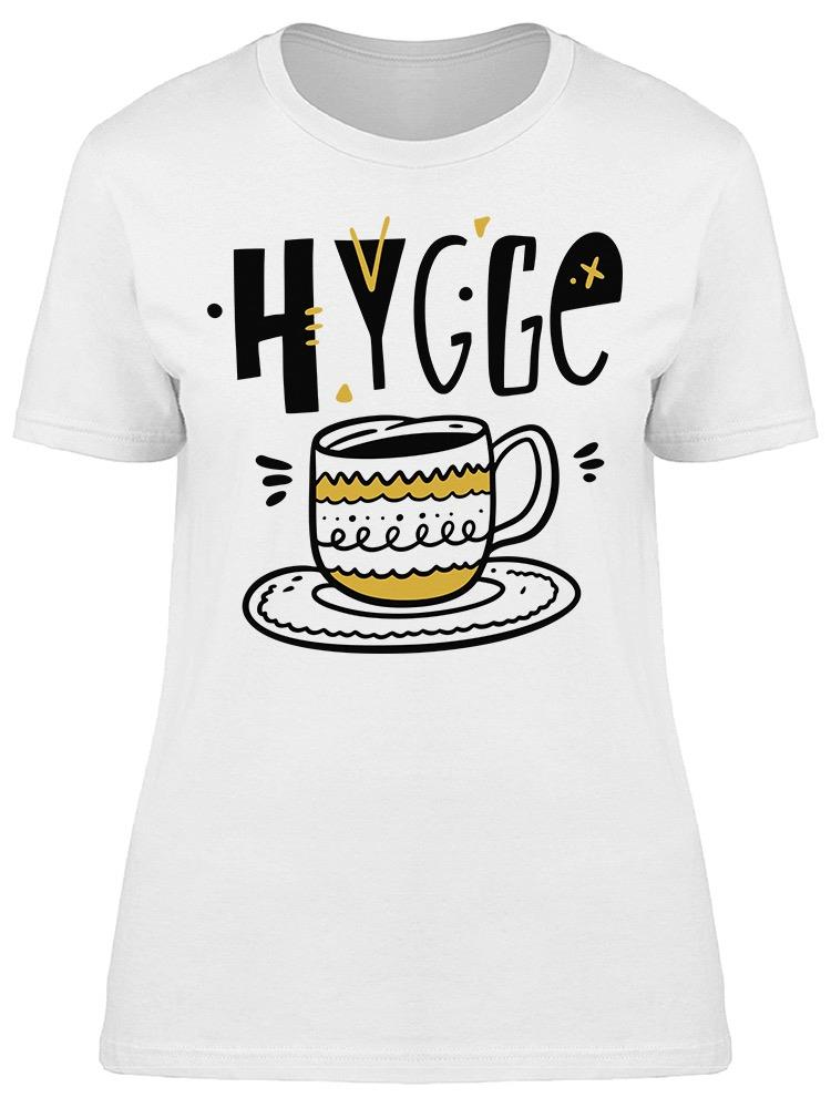 Hygge Coffee Tee Women's -Image by Shutterstock