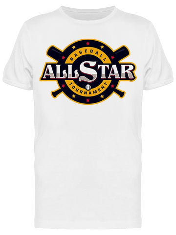 All Star. Banner Tee Men's -Image by Shutterstock