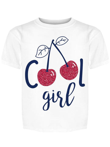 A Cool Girl Tee Girl's -Image by Shutterstock Girl's T-shirt