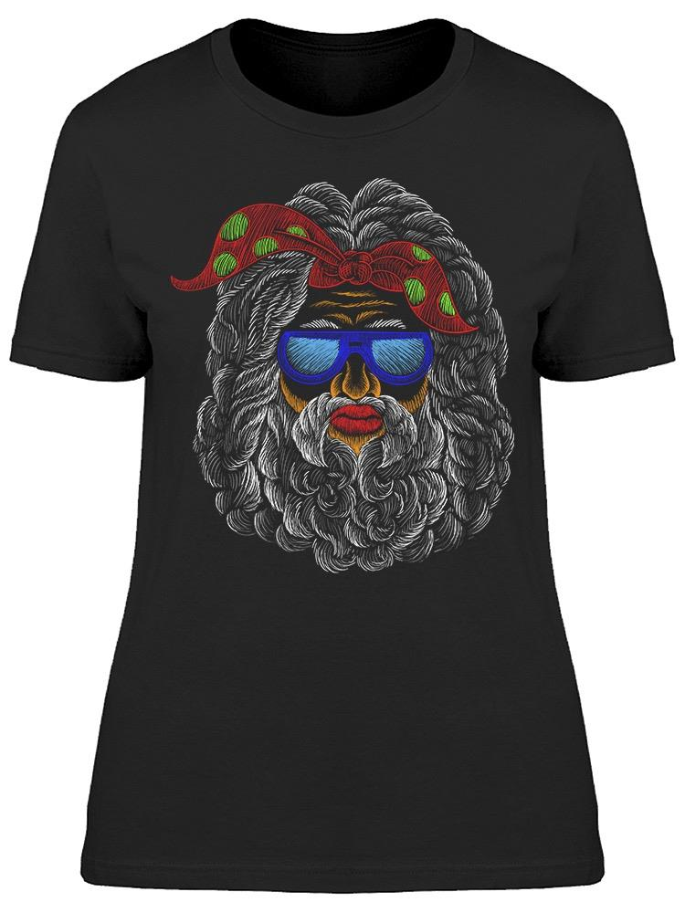Old Man With Beard Tee Women's -Image by Shutterstock